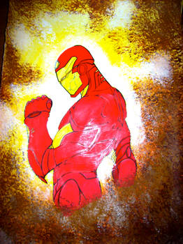 Ironman W.I.P. 2