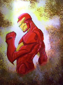 Ironman W.I.P. 3