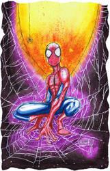Spiderman collaboration