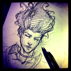 Flow sketch