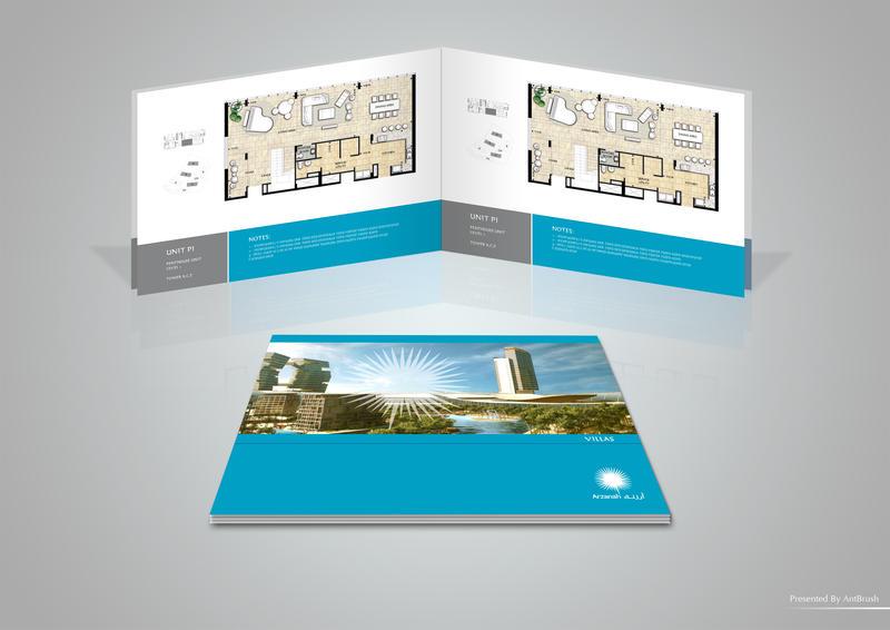 Arzanah Brochure Concept