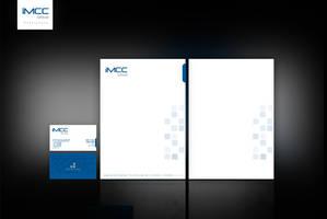 IMCC Stationery by eltokhy
