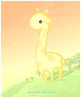 Giraffe by Citron-Ami