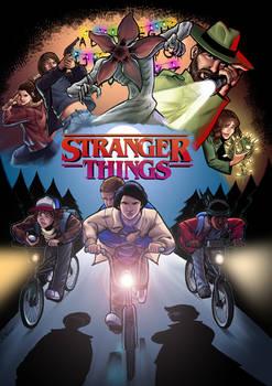 Stranger Things Season 1