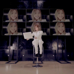 [GIF] Minzy : Be Mine by kaelxy
