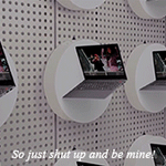 [GIF] CL : Be Mine by kaelxy