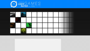 URGames [User Rated Games]