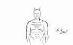 Batman Sketch 04