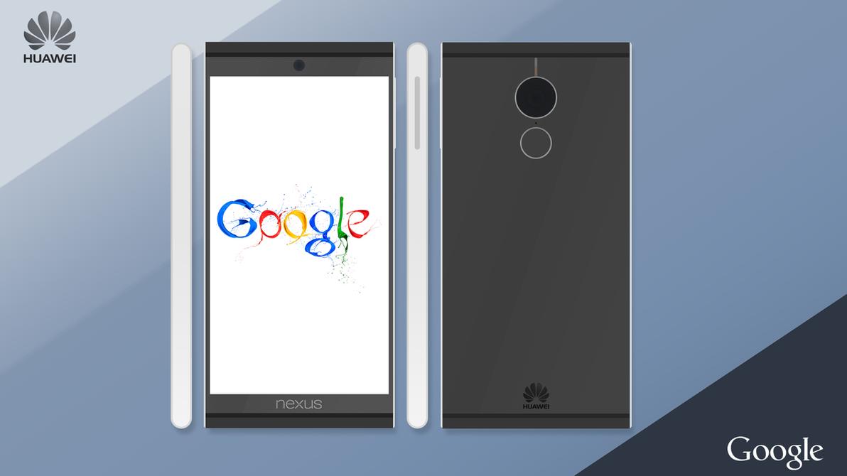 Huawei Nexus 5 (2015) - Concept [updated Specs] by r4yNTv
