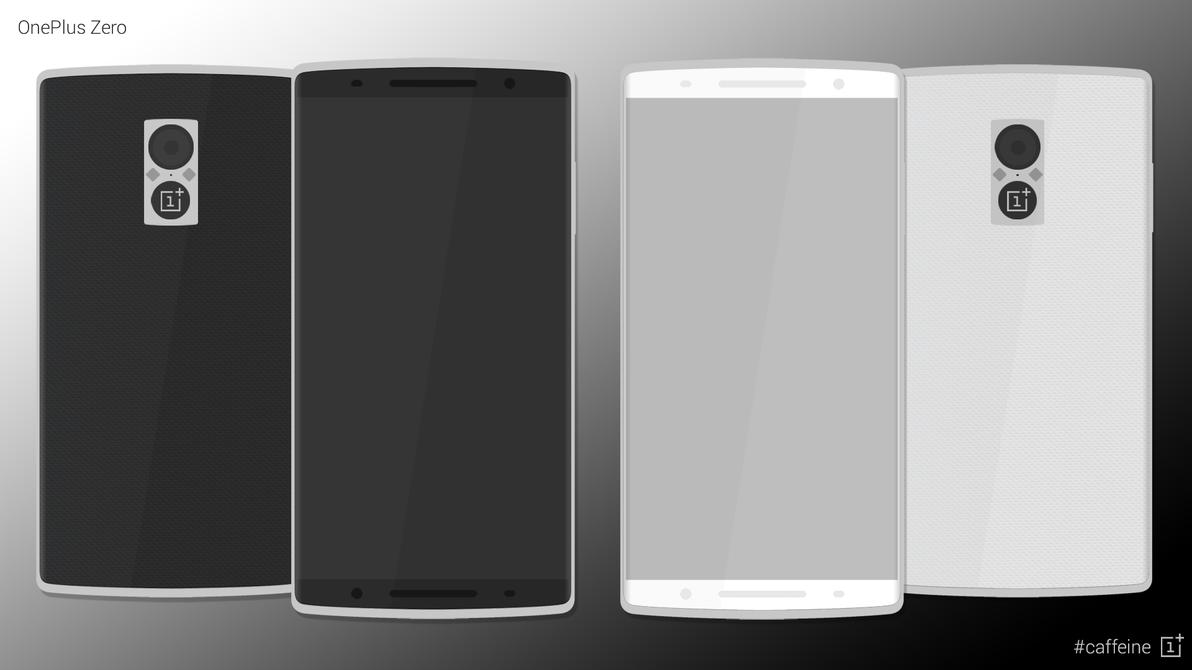OnePlus Zero (#caffeine) - Concept by r4yNTv