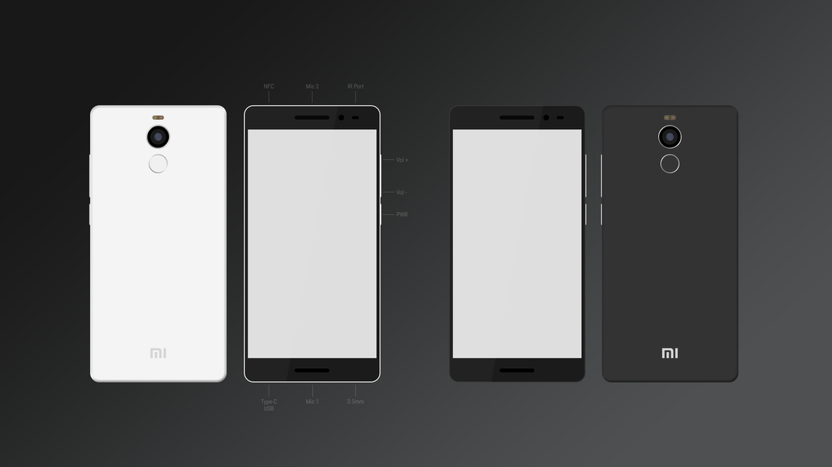 Xiaomi Mi 4u - Concept / Suggestion by r4yNTv