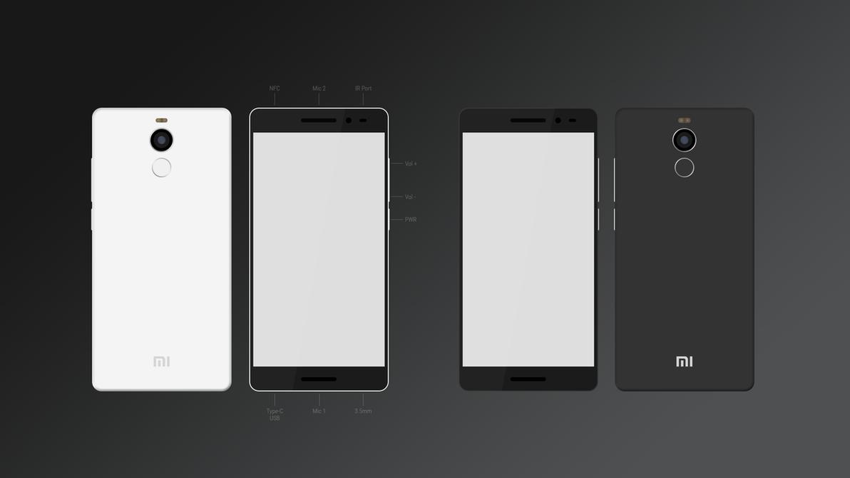 Xiaomi Mi 4u - Concept / Suggestion by r4yNTv
