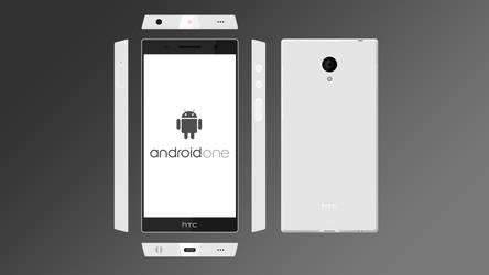 [Minimalist Concept] HTC One A10 (199$)