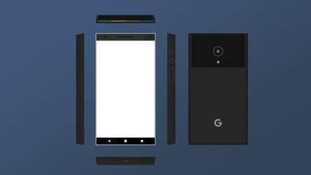 [Minimalist Concept] Google Pixel 2B (349$)