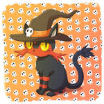 Witch Hat Litten