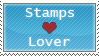 Stamps Lover by Andrex91