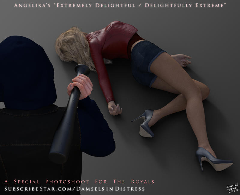 Extremely Delightful / Delightfully Extreme by DanielSpacey