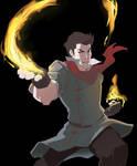 Avatar: TLoK : Mako WiP