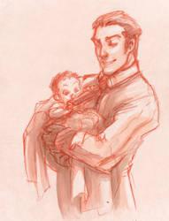 Proud Papa by Aleana