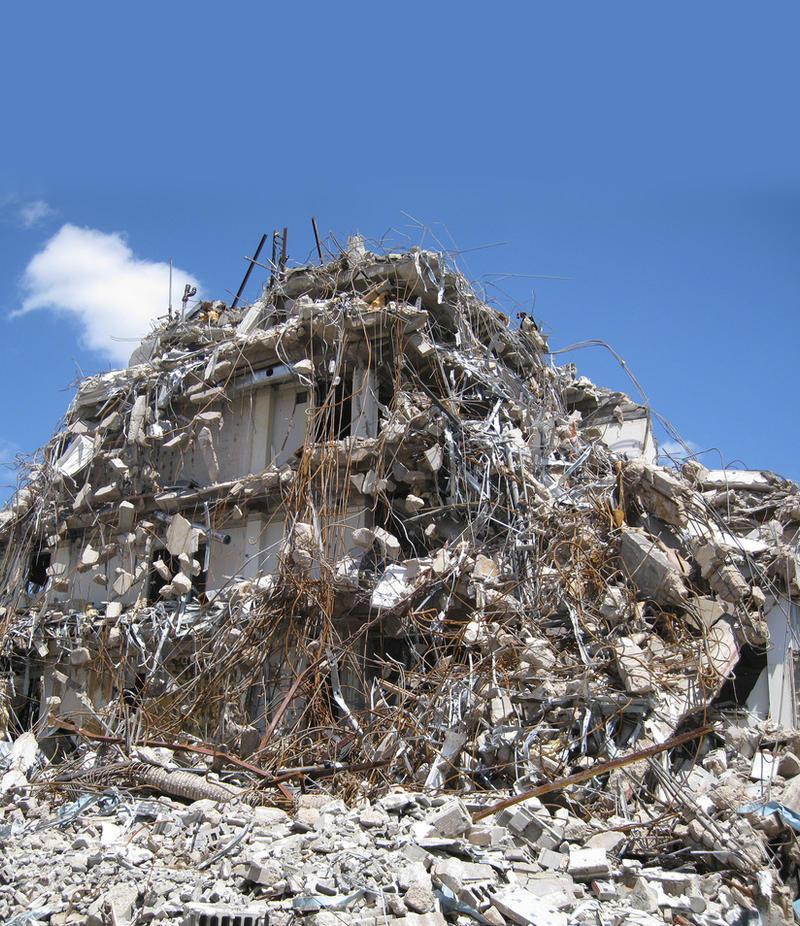 Building demolition by loozer786