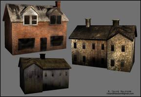 Houses Chloehalpern by loozer786