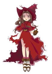 Digimon _ Mimi by kippum
