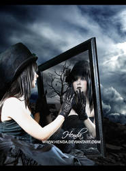 Dark Mirror by Henda