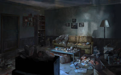 Depressive room