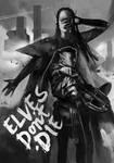Elven artbook page2