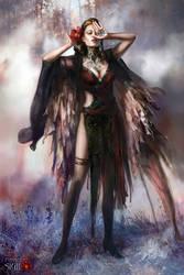 Petals witch