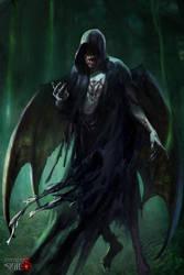 Demonic wizard