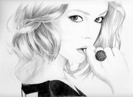 Portrait by Psychologeek