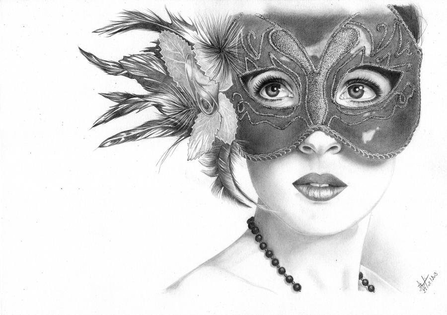 Mask by Psychologeek