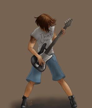 YOI: Bassist Leo!