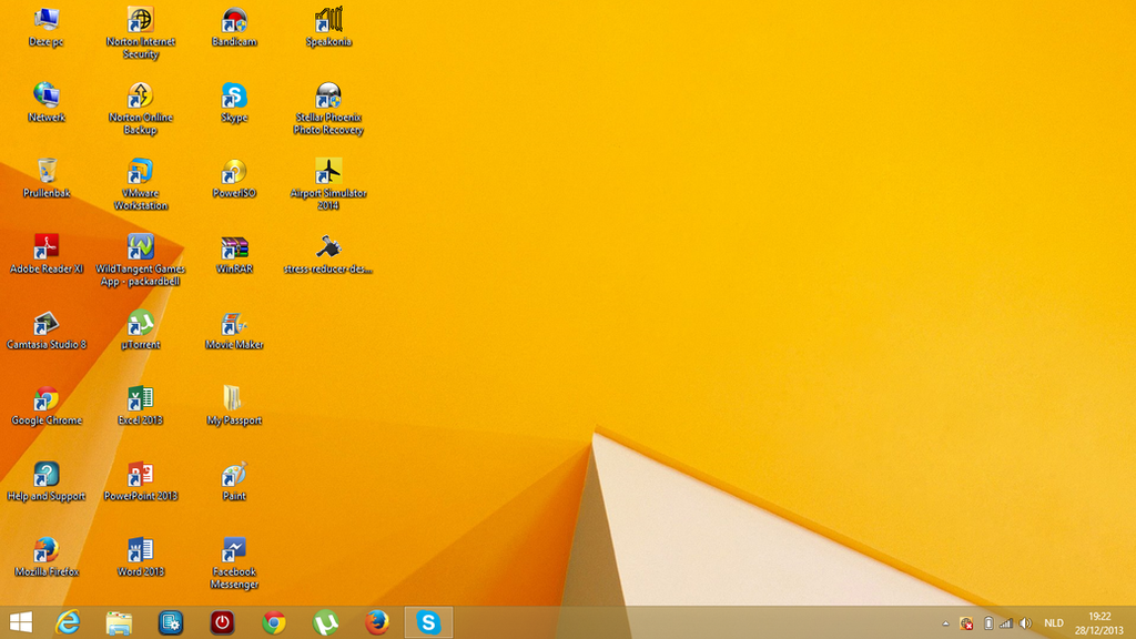 My Screenshot of Windows 8.1 by aldwinpanny10 on DeviantArt