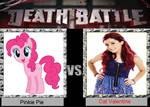 Pinkie Pie vs. Cat Valentine