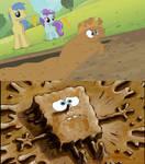 MLP FIM and Spongebob Squarepants comparison