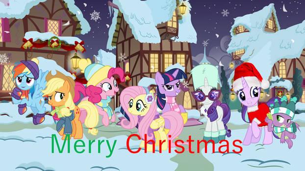 Merry Christmas from MLP FIM V2