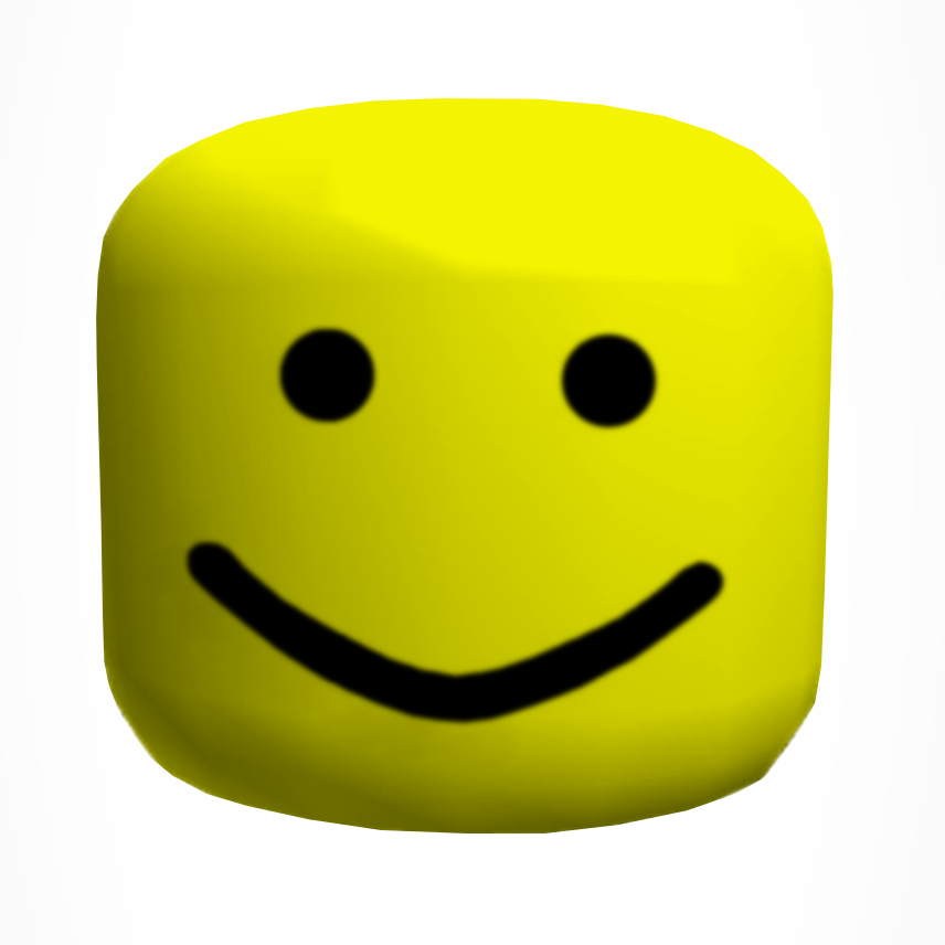 roblox noob face transparent background Noob Hd Png By Onesxheroes On Deviantart