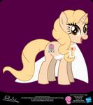 Tara Strong OC Show Style Pony