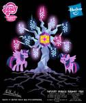 Twilight Sparkle Harmony Tree Poster