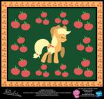 Applejack Harmony Poster