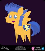 Flash Sentry Pointy Pony by StryKariSPEEDER
