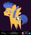 Flash Sentry Pointy Pony