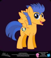 Flash Sentry Show Style Pony by StryKariSPEEDER