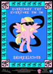 Andrealicious OC Poster