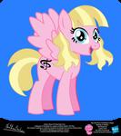 Andrea Libman OC Show Style Pony