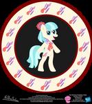 Coco Pommel Pony Circle