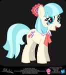 Coco Pommel Show Style Pony