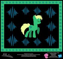 Decibelle OC Harmony Poster